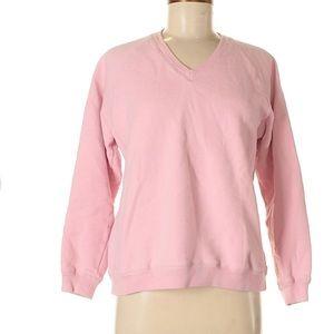Cozy Izod v-neck sweatshirt
